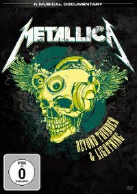 Cover Metallica - Beyond Thunder & Lightning [DVD]